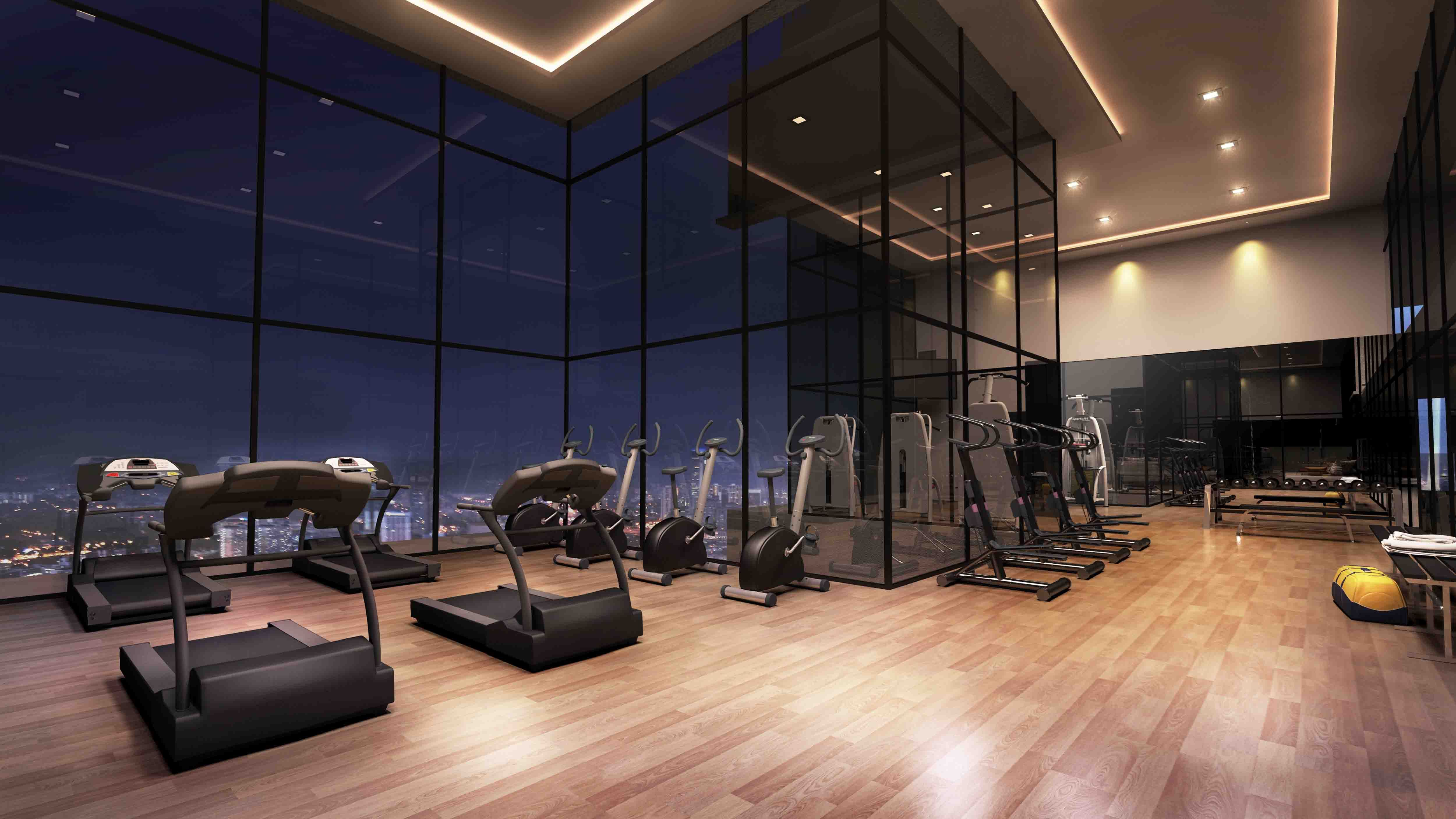 Image result for luxury gym design wilshire curson in
