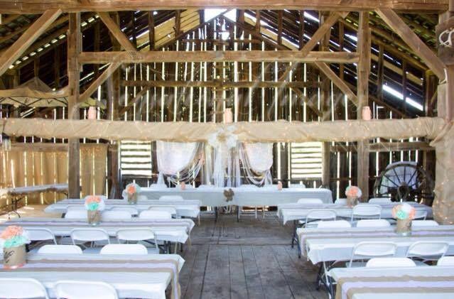Barn Wedding Venues In West Virginia