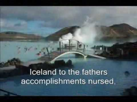 Iceland Is Your Country English