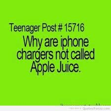 Why can't phones charge themselves? Lol