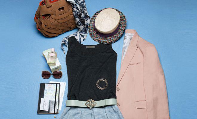 Week-end : 3 valises pour 3 destinations - LOfficiel de la Couture et de la Mode