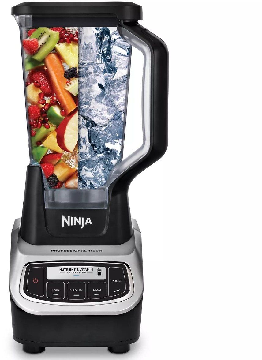 Ninja professional blender nutri ninja cups bl621