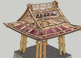 Image Result For Japanese Roof Style Plans Metal Roof Roof Architecture Corrugated Metal Roof