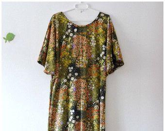 Robe caftan Klimt Vintage robe moderne Art Print