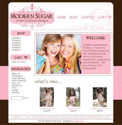 boutique web design wahm web designer boutique websites cute