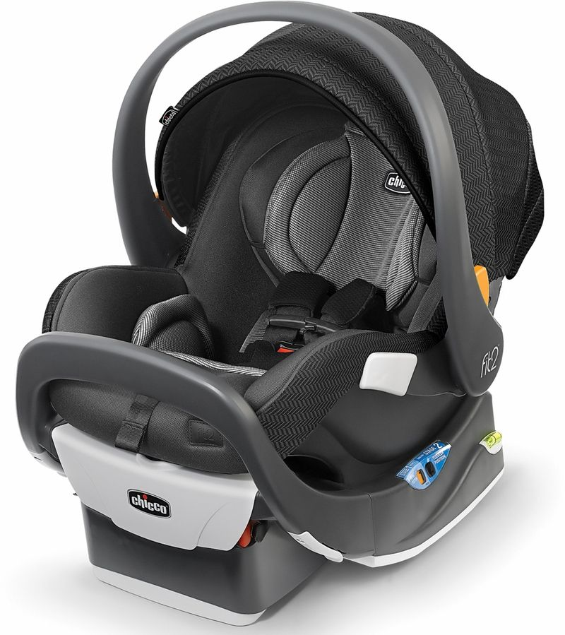 Chicco Fit2 RearFacing Infant & Toddler Car Seat Tempo