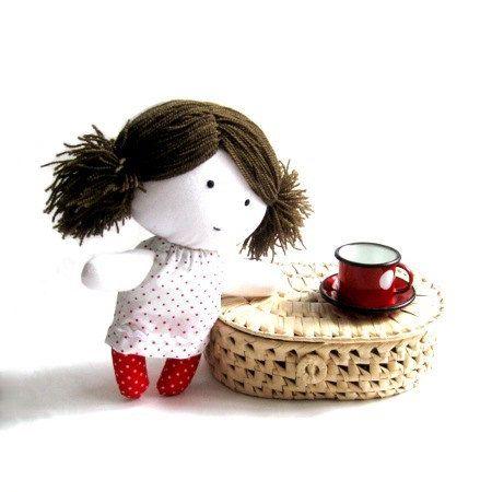 Rag doll toy baby girl