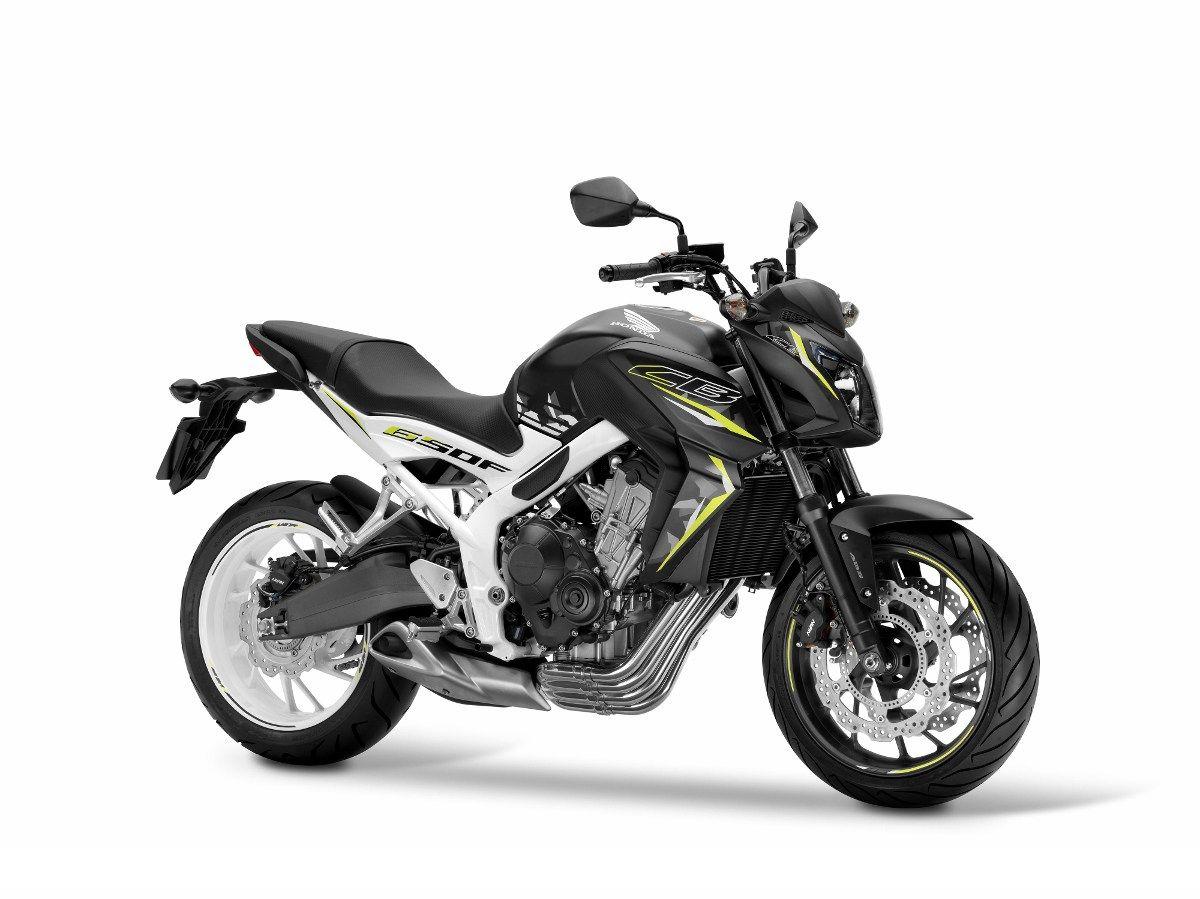 2016 Honda CB650F Naked Sport Bike CBR StreetFighter Motorcycle Review Of Specs Horsepower Price