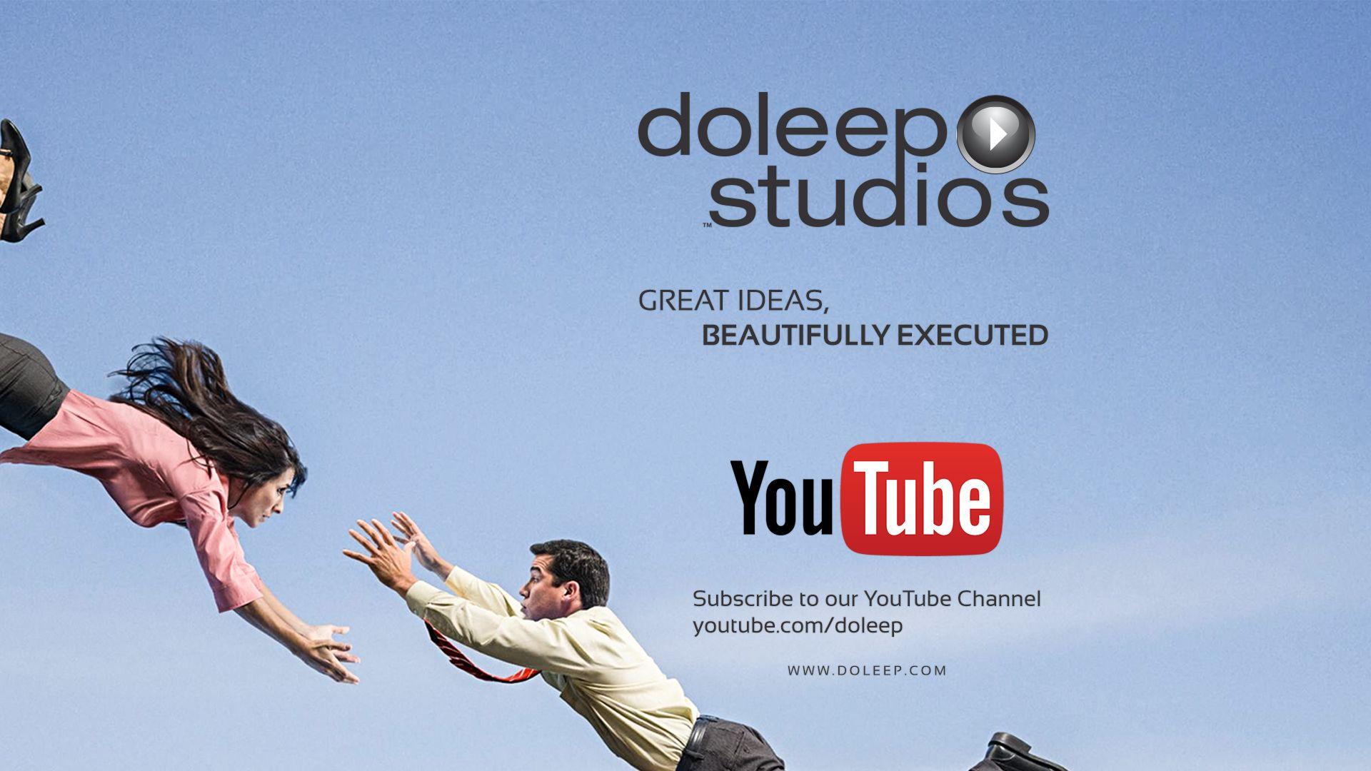 Subscribe to DoLeeP Studios YouTube Channel http://youtube.com/doleep www.doleep.com #doleepstudios #Socialmedia