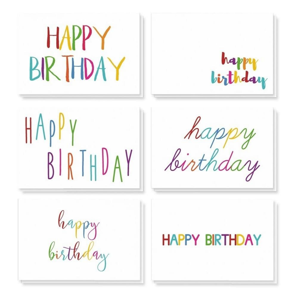 Overstock Com Online Shopping Bedding Furniture Electronics Jewelry Clothing More In 2021 Blank Birthday Cards Birthday Cards For Women Birthday Cards