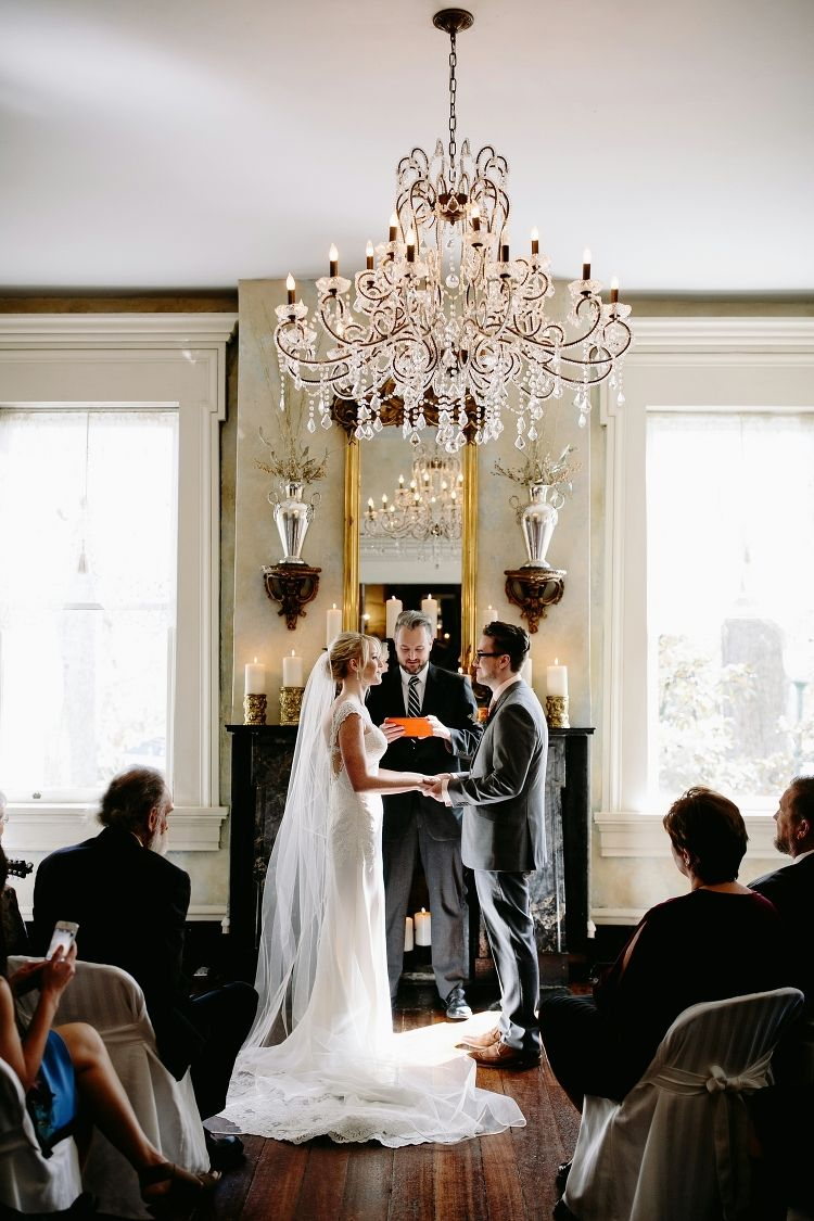 Small Intimate Weddings. Nashville Elopements. Riverwood