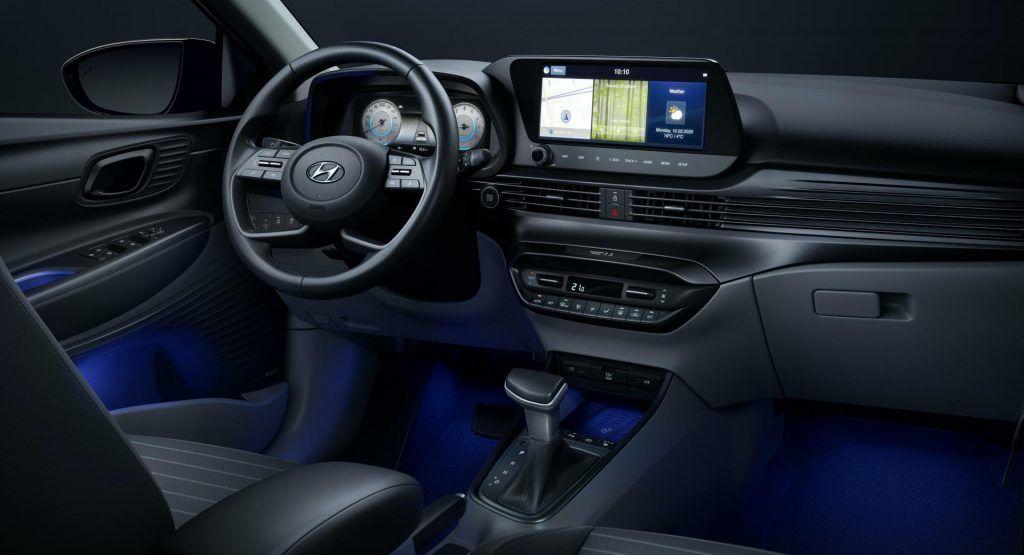 Here S Our First Look Inside The 2020 Hyundai I20 Geneva Motor Show New Hyundai Automotive News