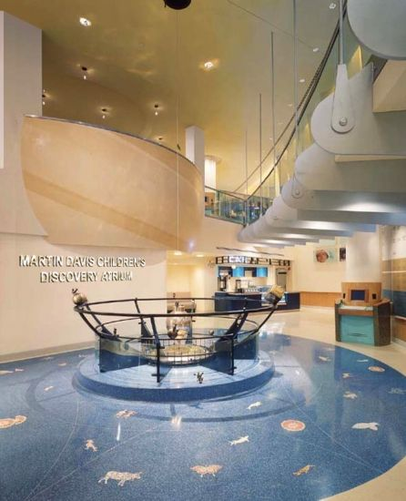 childrens-hospital-montefiore-universal design | Healthcare Design