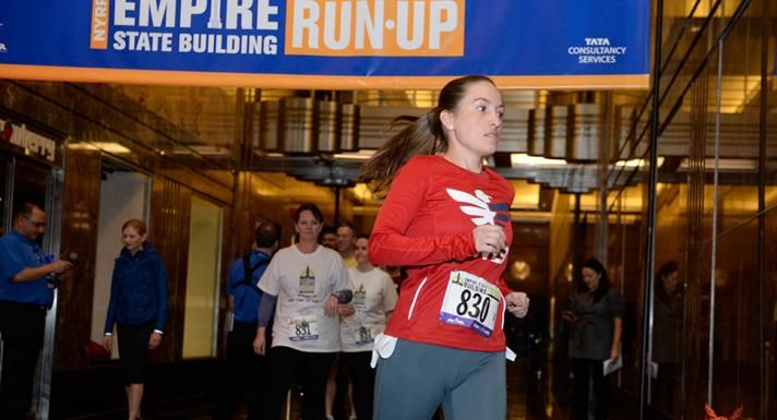 Empire State Building Run Up Nyrr Empire State Empire State Building Racing