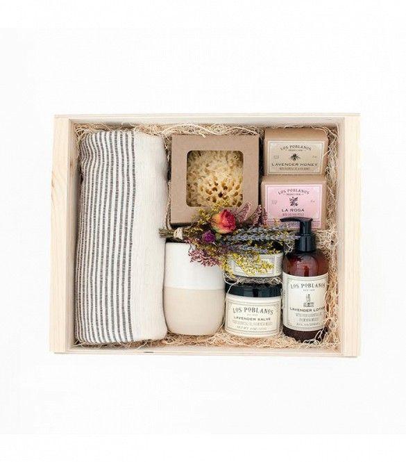Geschenkeführer: 13 Muttertagsgeschenke, die sie tatsächlich verwenden wird   – Gift basket ideas