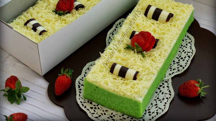 Resep Brownies Keju Pandan Kukus Ny Liem Memang Anti Gatot Dan Endasss Banget Resep Kue Makanan Makanan Ringan Manis