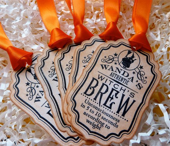 Halloween Luxury Labels Tags Halloween Pinterest Label tag - luxury halloween decorations