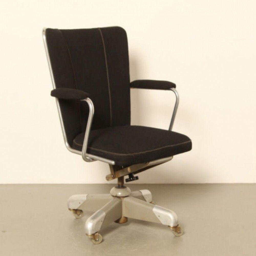 president office chair gispen. Model 357 President Office Chair By Christoffel Hoffmann For Gispen, 1950s Gispen