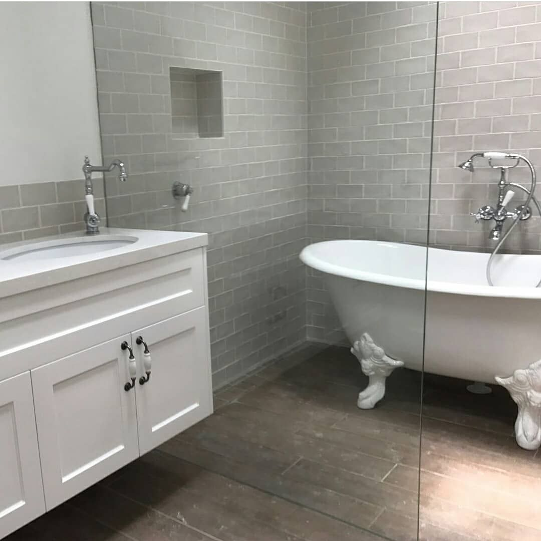 FRIBOURG 150 | 170 | 183cm Claw feet Bathtub Cast-Iron | Bathtubs ...