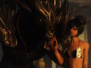 Werewolf Lord Armor Beast Form Enhanced At Skyrim Nexus Mods And