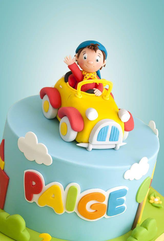 He S Still Going Strong In 2016 Noddy Cake Birthday Cake Kids Safari Birthday Cakes