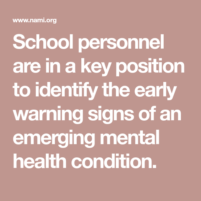 Pin On Mental Health In Schools