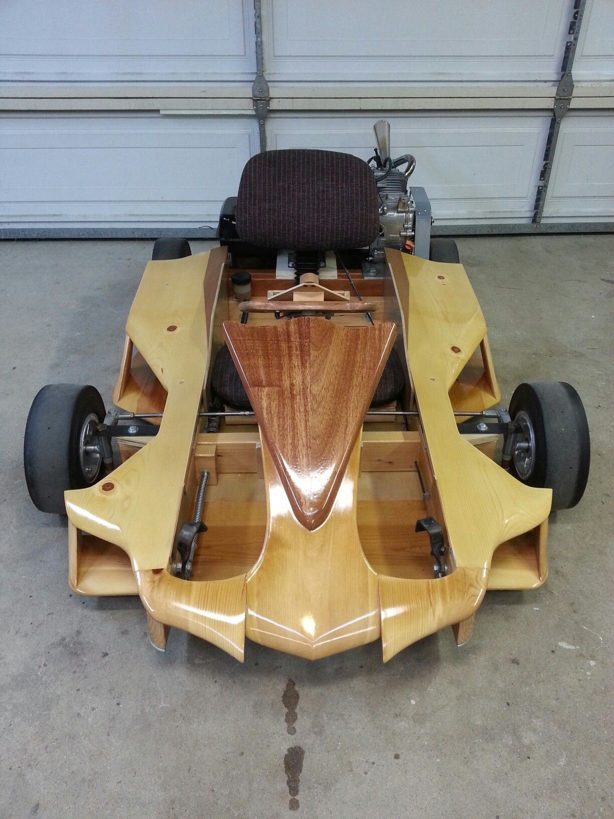 Pin By Pierre Demers On Wooden Go Kart Pedal Cars Wood Bike