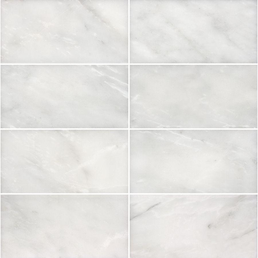 Anatolia Tile Pack Venatino Polished Subway Marble Wall Tile