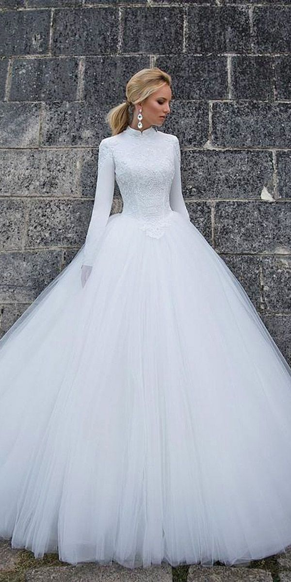 Ball Gowns for Winter,Winter Wedding Dresses 2020,