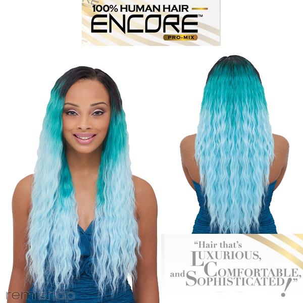 Encore Loose Wave 16182022 Color Pt1bgrelgr Blend Weaving