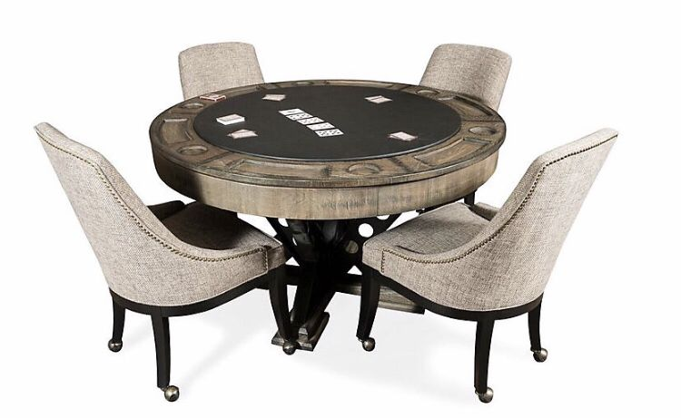 Game Day Sale Image By Bf Game Table And Chairs Poker Table And