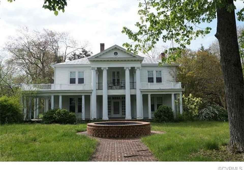 1905 Classical Revival Cumberland Va 225 600 Old House Dreams Old Houses For Sale Old House Dreams Old Houses