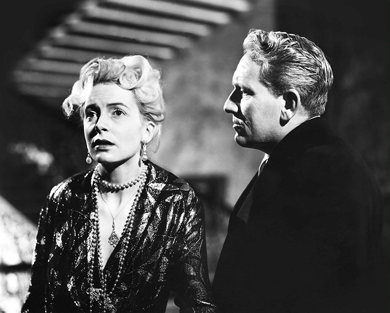 Deborah Kerr and Spencer Tracy in Edward, My Son (1949) | Deborah kerr,  Best actress oscar, Best actress award