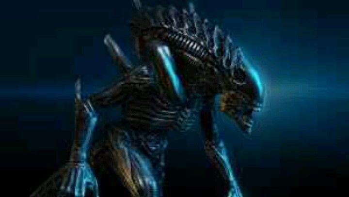 Xenomorph head and jaw detail   Aliens   Alien vs predator