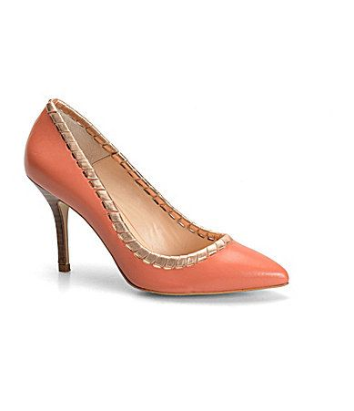 Carmen Marc Valvo Pointed-Toe Pumps cheap price buy discount cheap with mastercard oGhwgF