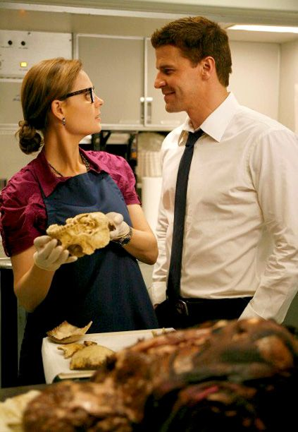 Bones, David Boreanaz, ... | Bones (2005-present) Over four seasons, weve seen two opposites attract — a cerebral, socially awkward forensic anthropologist with abandonment issues and a gut-driven, occasionally goofy…