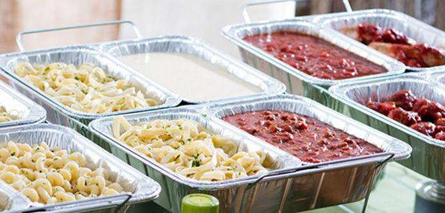 Olive Garden S Create Your Own Pasta Station Olive Garden