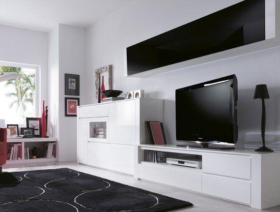 Ambientes con salones modernos fotos de composiciones minimalistas o contempor neas los - Ambientes salones modernos ...