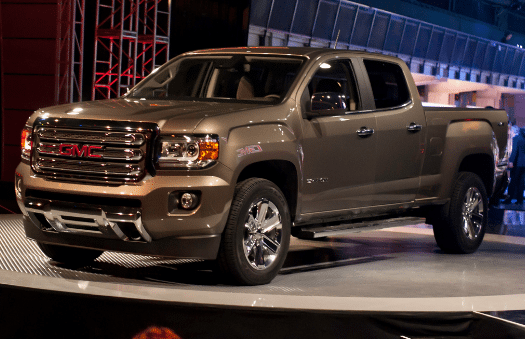 2020 Gmc Canyon Redesign Upgrade And Release Date In 2020 Gmc