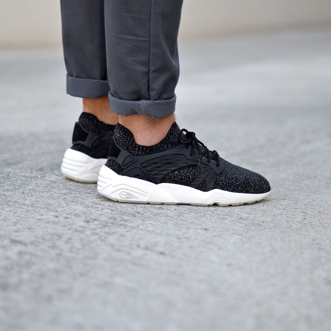 4b65f9442105 Puma Blaze Cage Evoknit Black . Disponible Available  SNKRS.COM. Find this  Pin and more on Sneakers ...