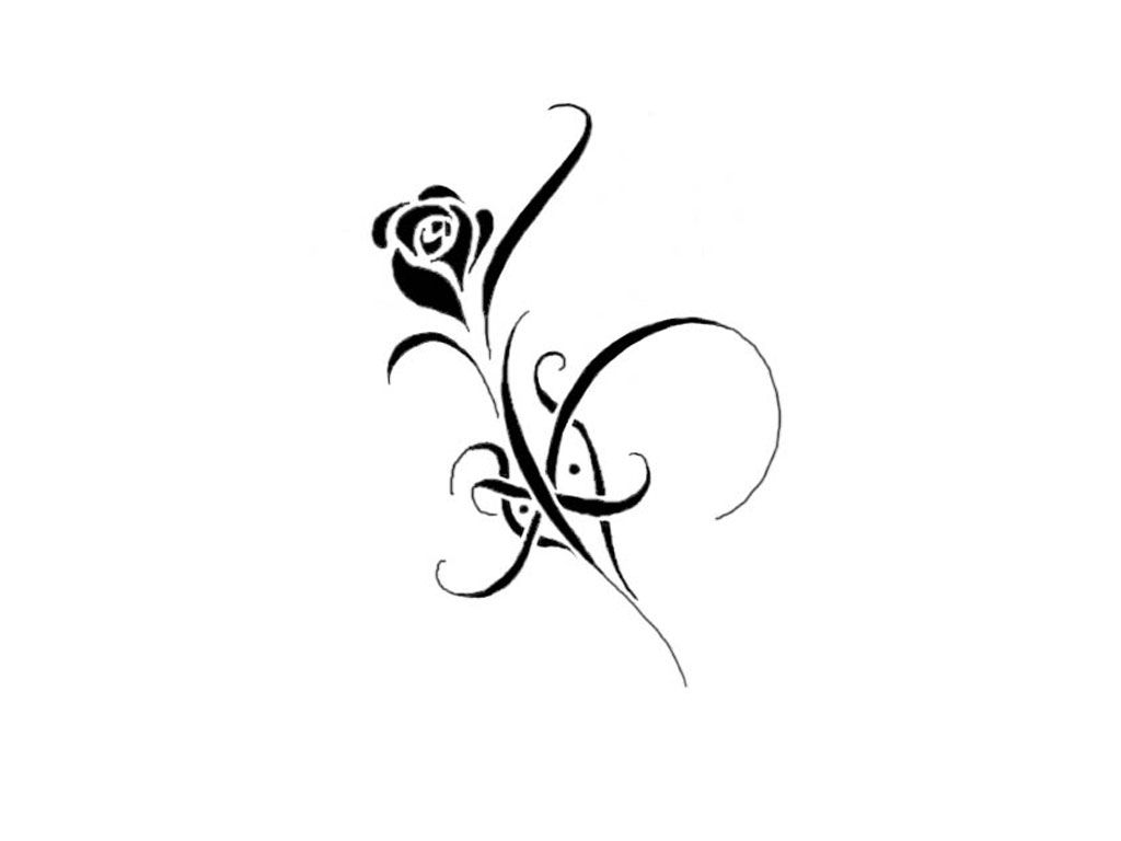 Uncategorized Small Rose Drawing apparently roughly 8 times that amount check out google for the white rose tattoo design