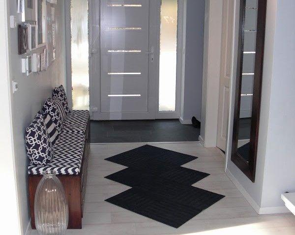 tapis design diy tout petit prix couloirs et entr es. Black Bedroom Furniture Sets. Home Design Ideas