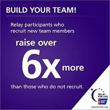 Recruiting also brings more people to help #finishthefight