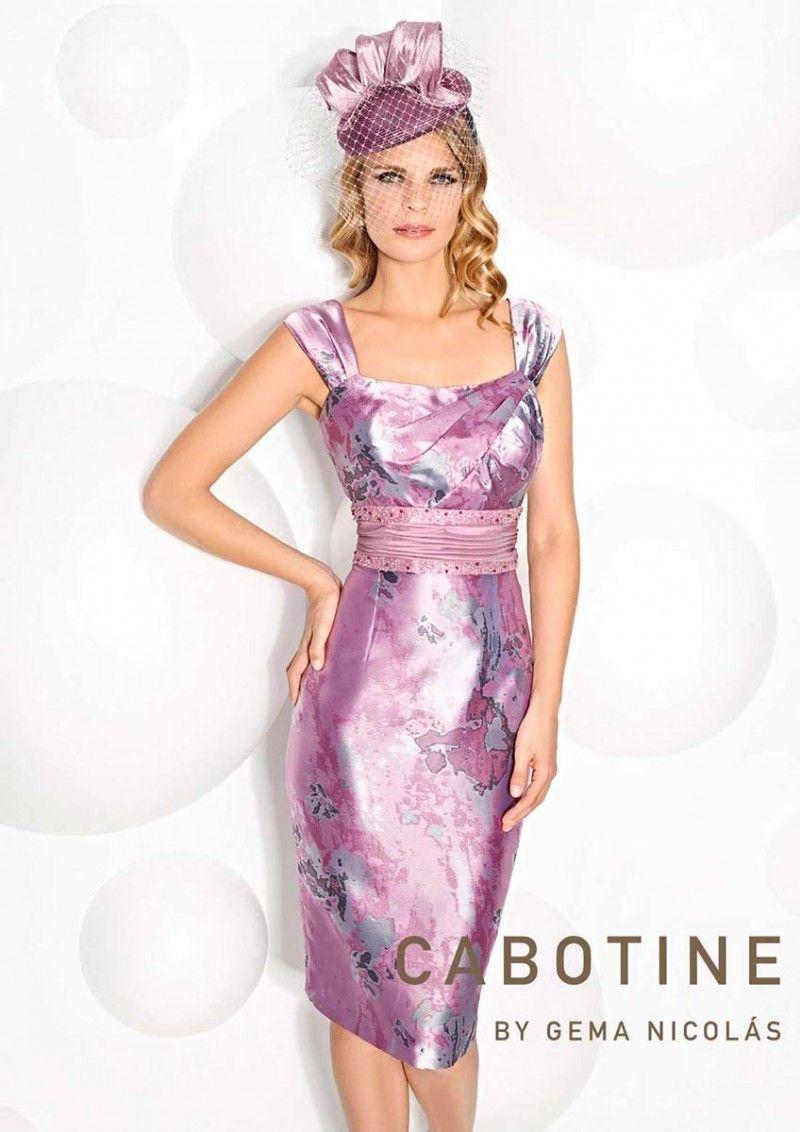 Cabotine | Vestidos fiesta | Pinterest | Vestidos fiestas, Dispuesta ...