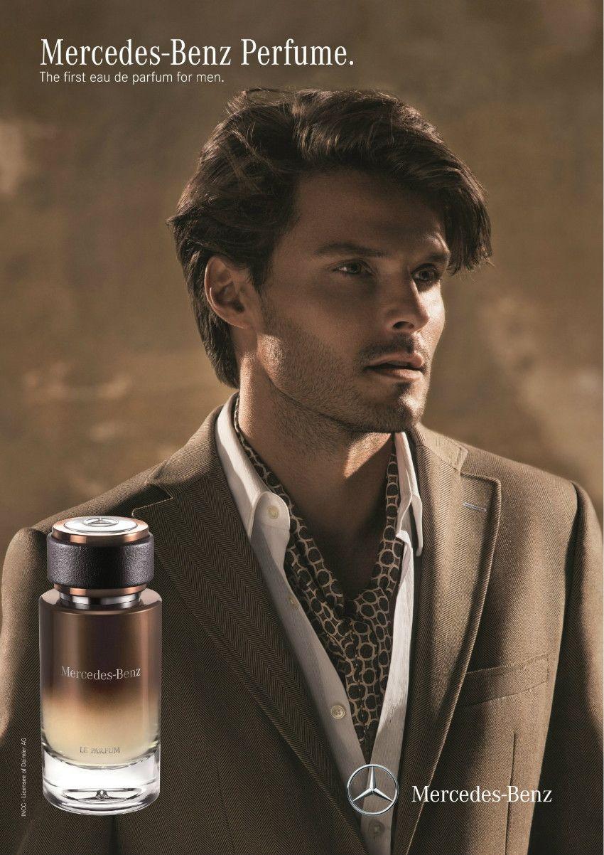 Mercedes Benz For Men Le Parfum 2015 New Fragrance Men S