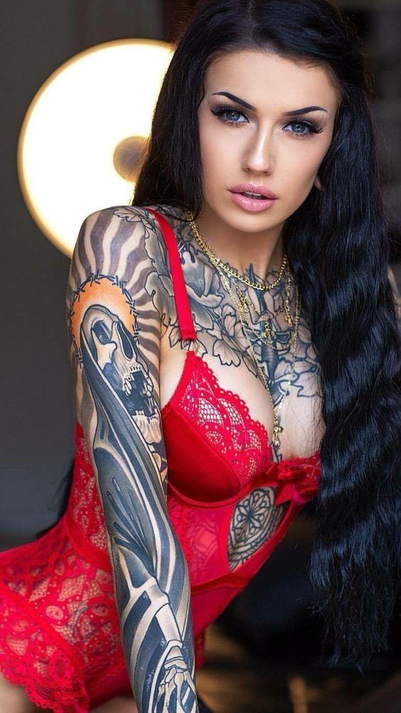 | Tatuaggi, Tatoo, Sensuale