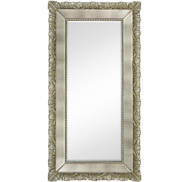 Traditional Beveled Venetian Wall Mirror Mirror Beveled Glass