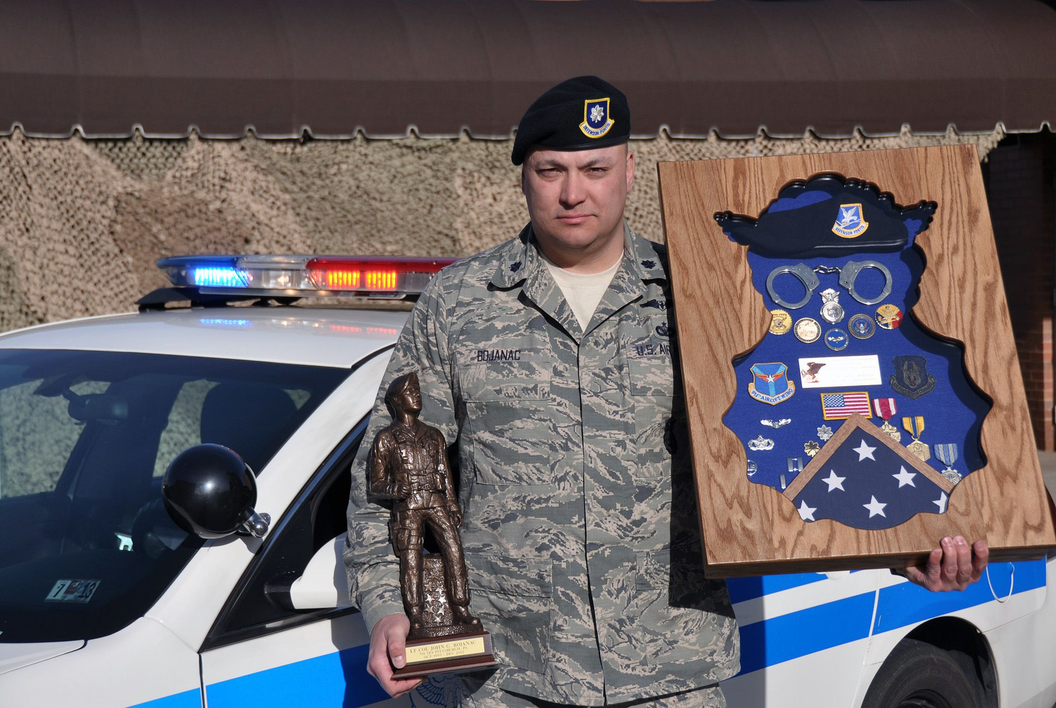 air force security forces shadow box Google Search