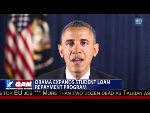 Obama Student Loan Forgiveness With Images Student Loan
