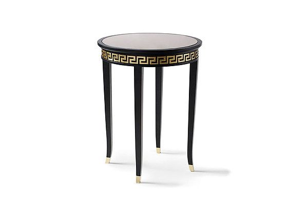 MEANDRE   Versace Home Collection, Modern Side Table, Interior Decoration,  Exquisite Design